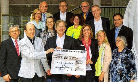 Sparkassen-Förderung 2015 - 190515