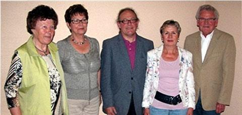 Vorstand - seit 19. Mai 2011