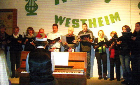 CHOR-Act - Leitung: Rudolf Wurm - 2014