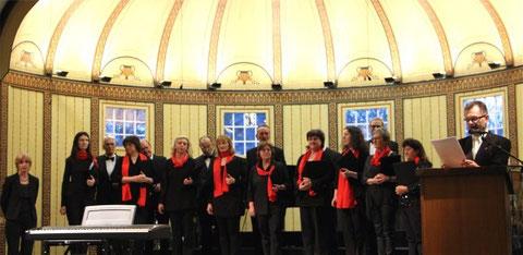 Konzert der Leistungschöre - Wandelhalle Bad Kissingen - 120415