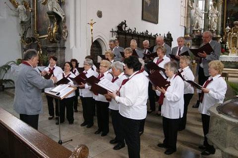 Tag des Chorliedes - in Volkach - 2013