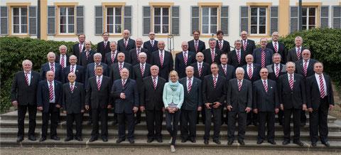 Landkreismännerchor SG Bad Kissingen - Leitung: Ilona Seufert