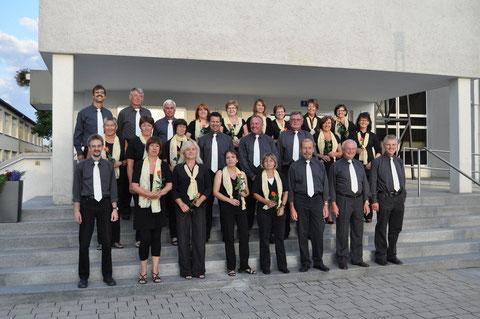 Jubiläumschor - 50 Jahre - 2010 - Leitung: Nikolaus Metz