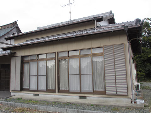 静岡県袋井市S邸・施工前の画像