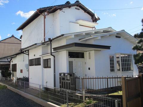 静岡県森町K邸・施工前の画像
