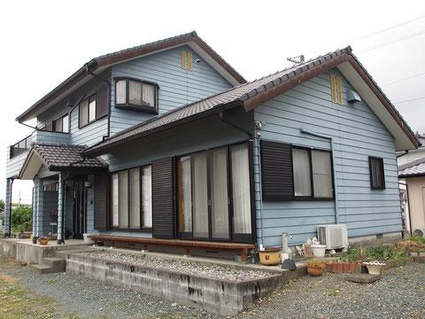 静岡県袋井市T邸・施工前