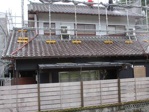 静岡県袋井市M邸・施行前