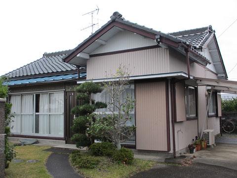 静岡県磐田市T邸・施行前の画像