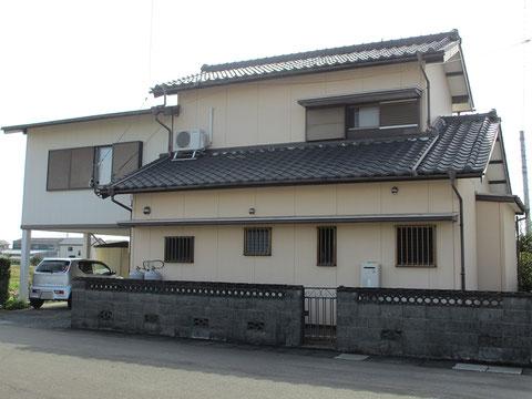磐田市M邸・施行前