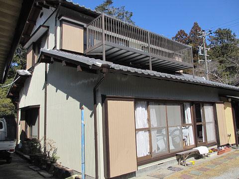静岡県袋井市K邸・施工後