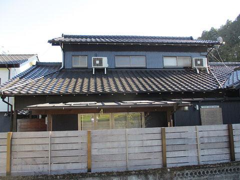 静岡県袋井市M邸・施行後