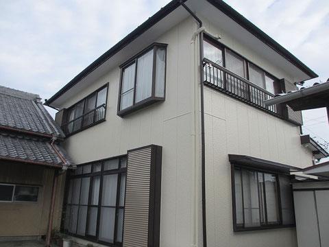 静岡県袋井市・O邸施工後の画像