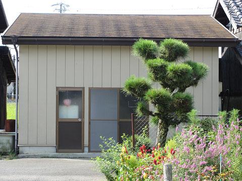 静岡県袋井市T邸倉庫・施行前