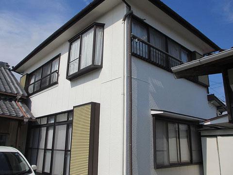 静岡県袋井市・O邸施工前の画像