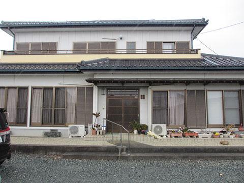 静岡県磐田市O邸・施行前
