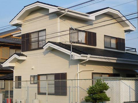 静岡県森町・T邸「屋根・外壁塗装」施工後