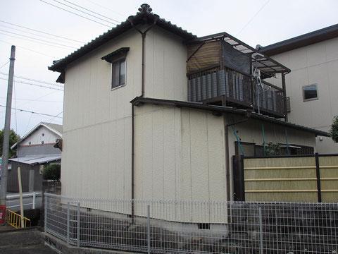 袋井市S邸・施工前の画像