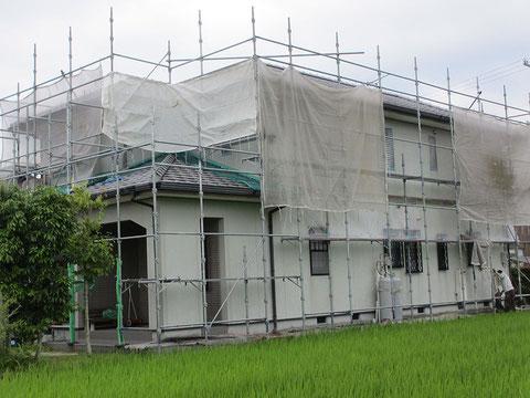 静岡県森町K邸・施工前
