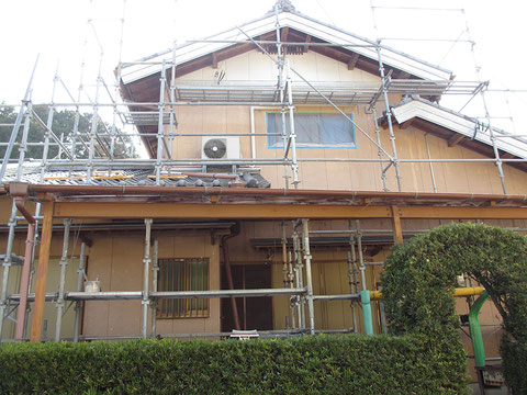 静岡県森町M邸・施工前