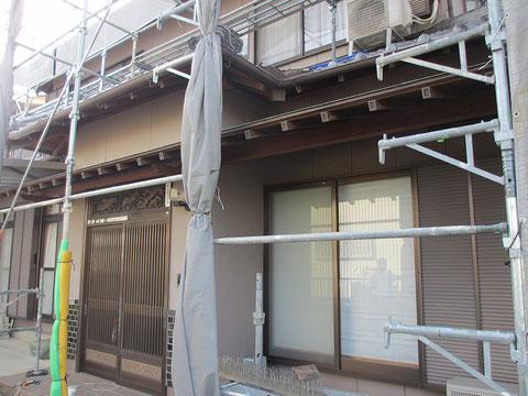 浜松市浜北区K邸・施行前の画像