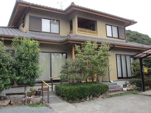 静岡県森町M邸・施行前の画像