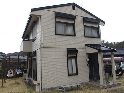 静岡県森町・M邸 施行前