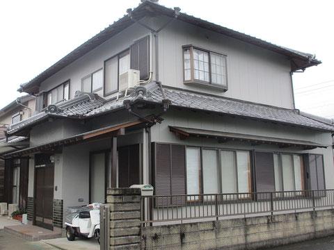 浜松市浜北区K邸・施行後の画像