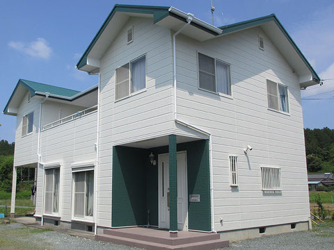 静岡県森町Y邸・施工後