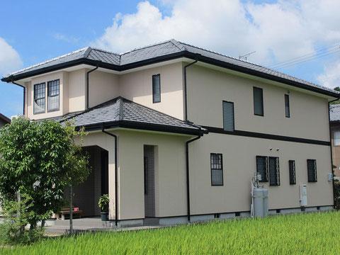 静岡県森町K邸・施工後
