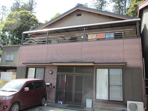 静岡県森町A邸・施行前