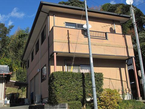 静岡県森町I邸・施工前の画像