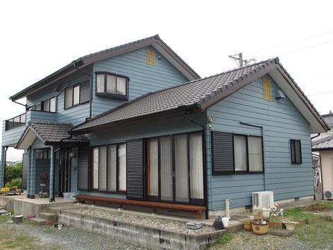 静岡県袋井市T邸・施工後