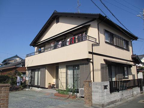 静岡県浜松市K邸・施行後