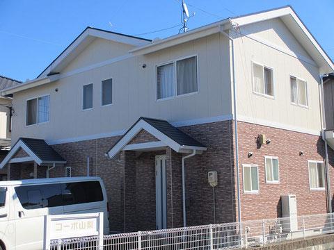静岡県袋井市・アパート 施工後