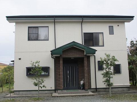 静岡県袋井市S邸・施行後