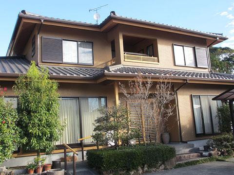 静岡県森町M邸・施行後の画像