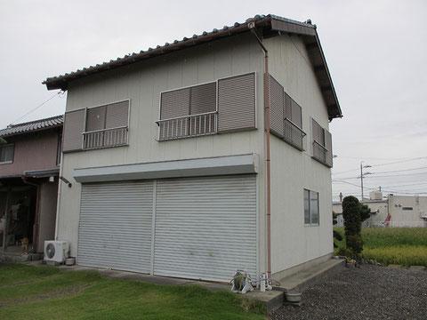 静岡県磐田市S邸・施行前
