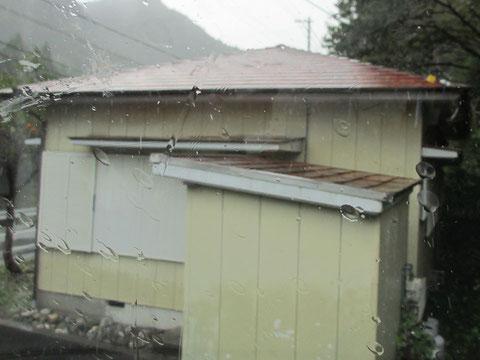 浜松市天竜区H邸・施工前の画像