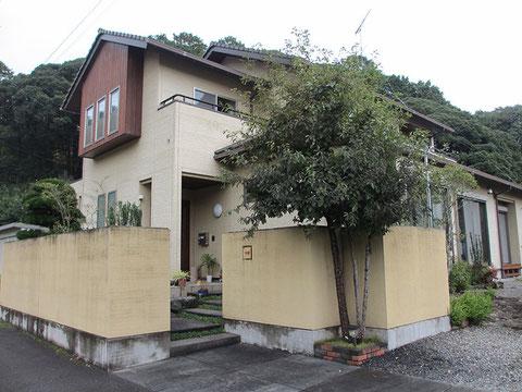 静岡県森町N邸・施行前