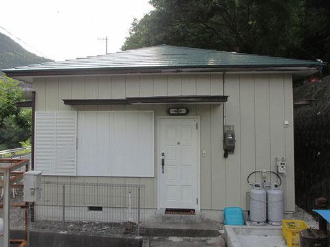浜松市天竜区H邸・施工後の画像