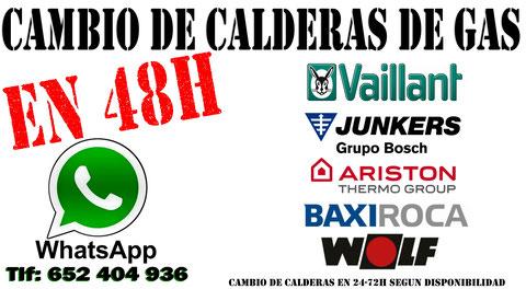 Calderas 24h