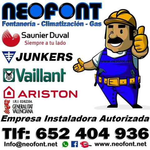 Mantenimiento preventivo de calentadores a gas