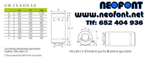 FLECK BON NILO 2.0