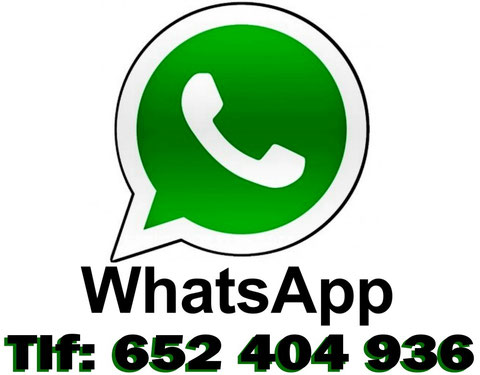 WhatsApp Alicante Neofont