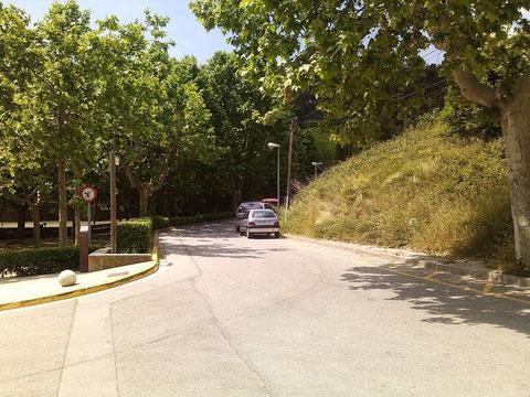 El parque de la Font Cuitora.