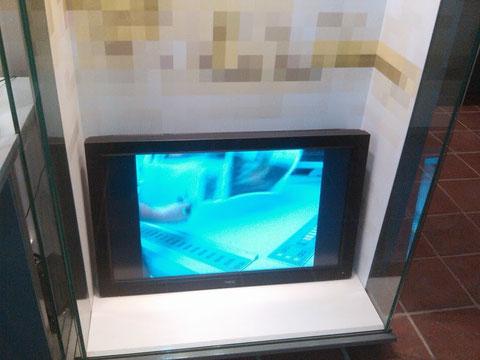 El paso de las laminas.....algo borroso por la movilidat de la pantalla.