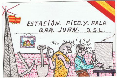 """La Estacion """" PAPI """" fue mi suegro,y uno de los mejores en la banda Ciudadana."""