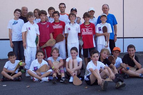 Le groupe 2010-2011.