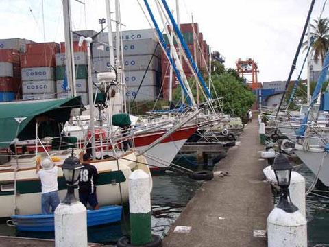Panama Canal Yacht Club