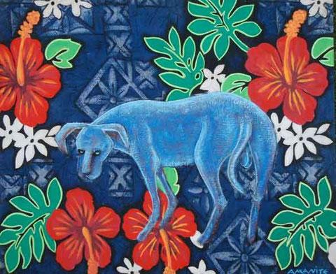 polynesian dog